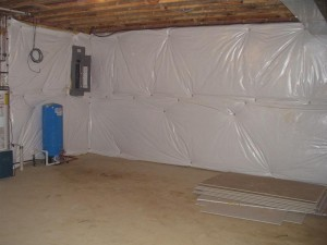 There are now codes for insulating a basement insulation in Kansas City and we know them. We can install basement insulation in an unfinished basement and make it look good even if you don't do a basement finishing project. Call the basement insulation professionals who service metro Kansas City,  Murray Insulation, 7603 Northwest River Park Drive, Park ville, MO-64151.