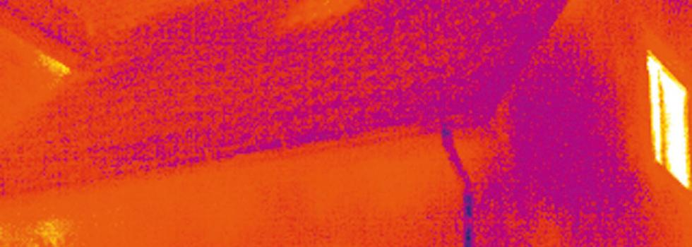 Using infrared technology the insulation experts at Kansas City Insulation Murray Insulation, 7603 Northwest River Park Drive, Kansas City, MO 64151 can detect heat and energy loss